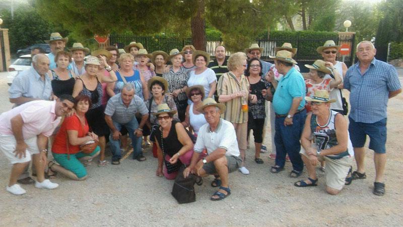 La Asociación de Jubilados y Pensionistas de Miguelturra realizó un viaje a las Lagunas de Ruidera