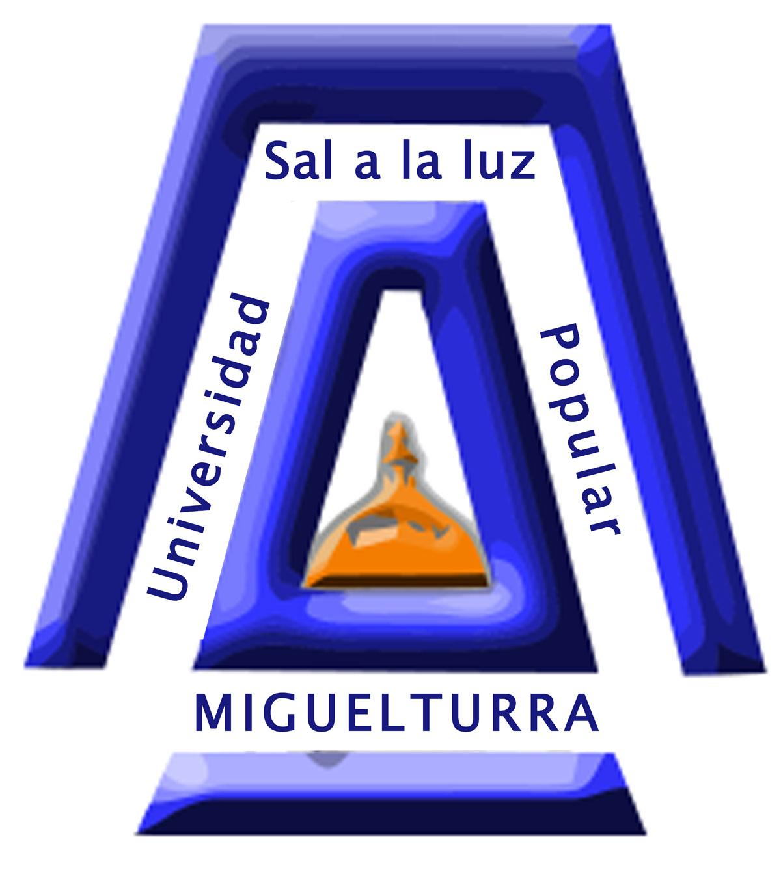 logotipo de la Universidad Popular de Miguelturra