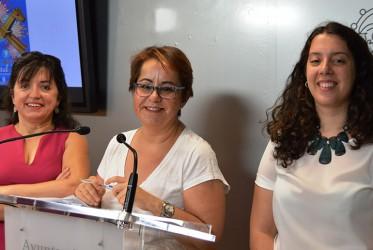La Ciudadana Ejemplar 2015 Noelia Paulero pregonará la Feria y Fiestas de Ciudad Real