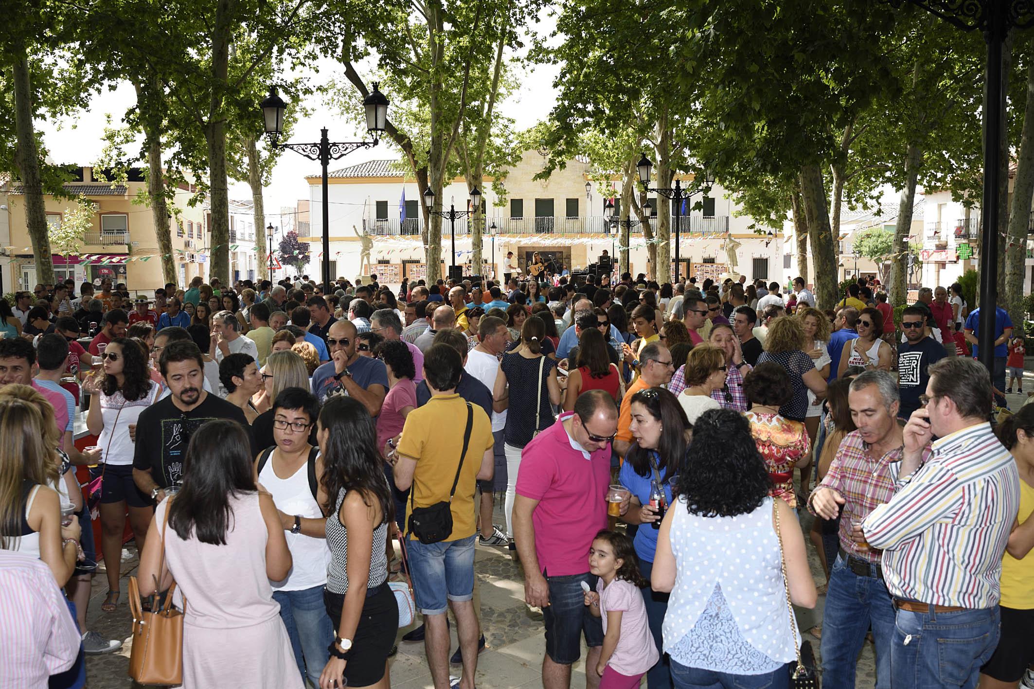 Feria de Dia_Baile vermut