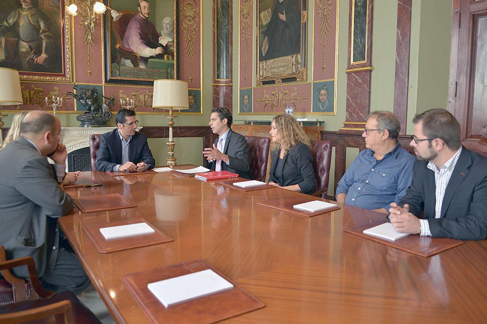 La Diputación subvenciona el proyecto Ciudad Real Provincia Emprendedora de AJE