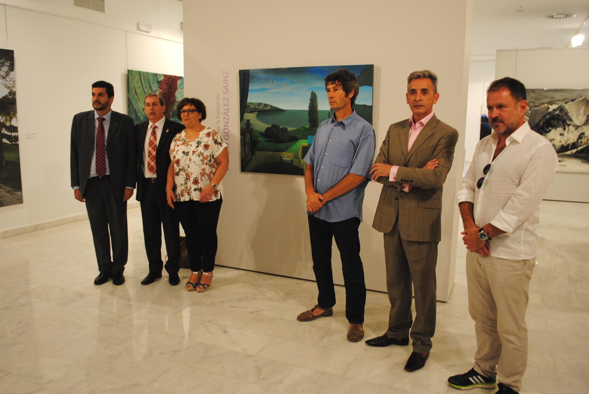 La 76 Exposición Internacional de Artes Plásticas de Valdepeñas abre sus puertas
