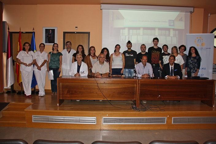 Mancha Centro da la bienvenida a la séptima promoción de alumnos del Ciclo de Anatomía Patológica y Citología
