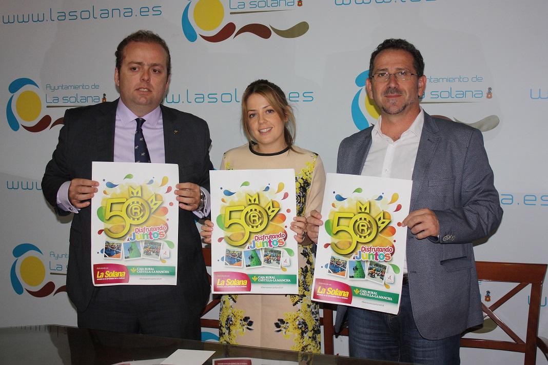Caja Rural celebrará su cincuenta aniversario con una jornada lúdica para niños y jóvenes