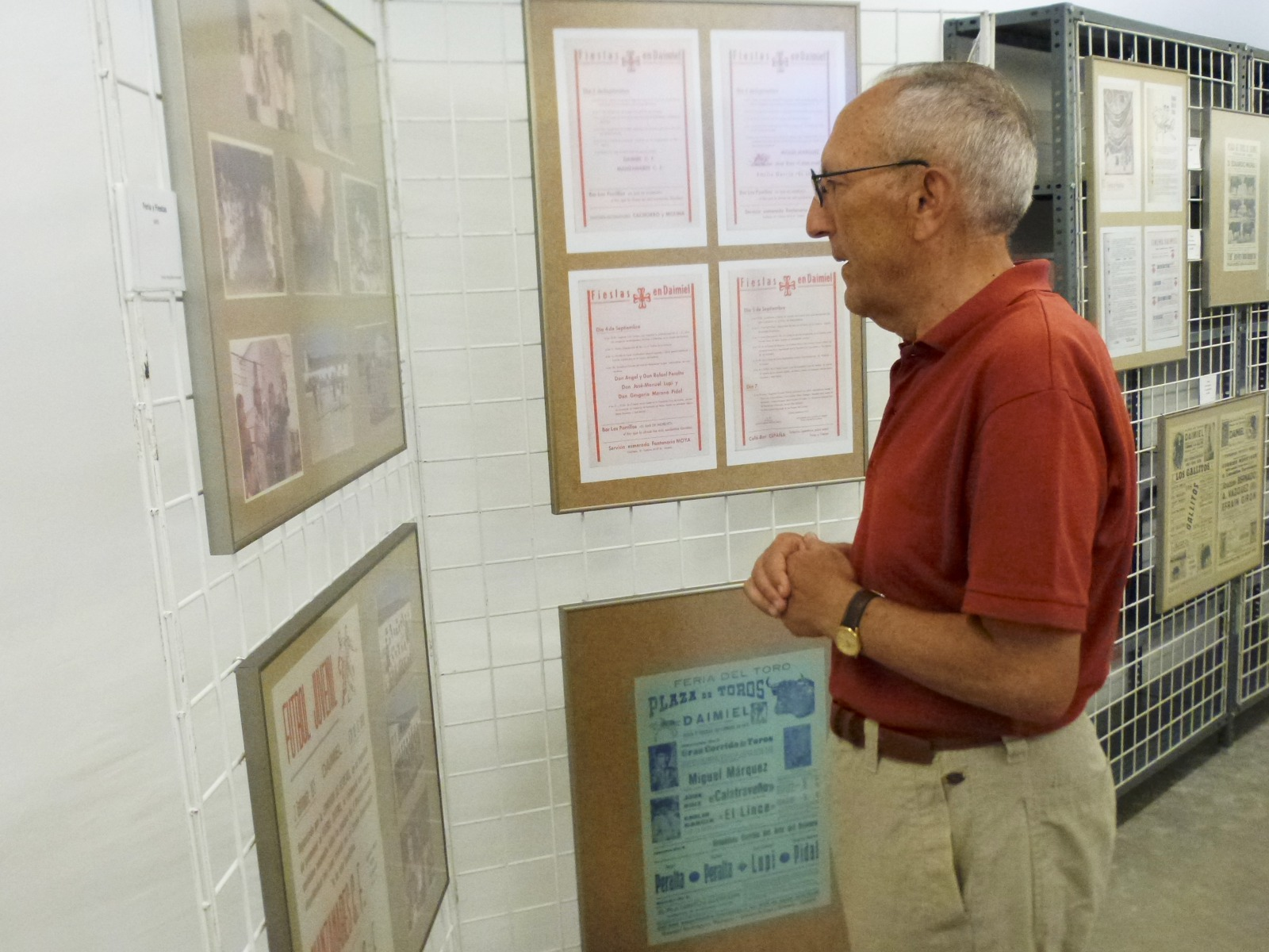 Abierta al público la V Exposición y Jornada de puertas abiertas del Archivo Municipal