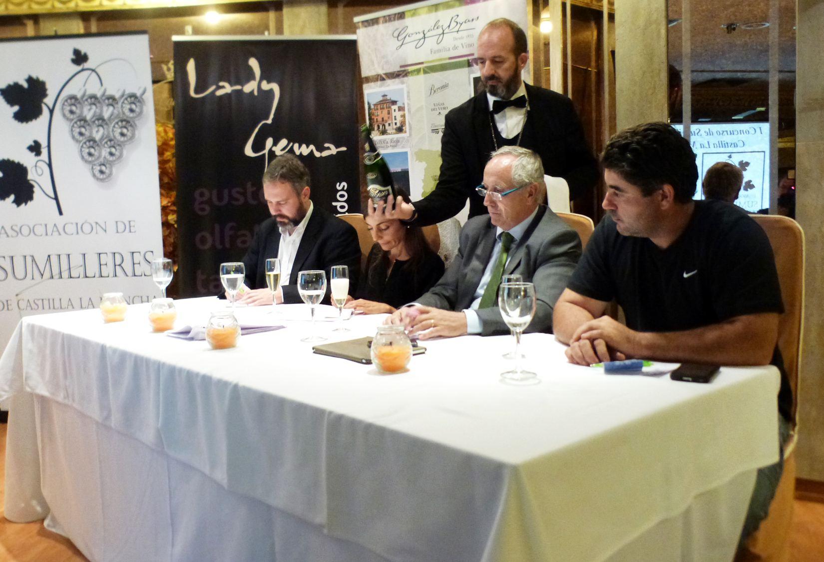 Todo preparado para el II Concurso al mejor sumiller de Castilla-La Mancha