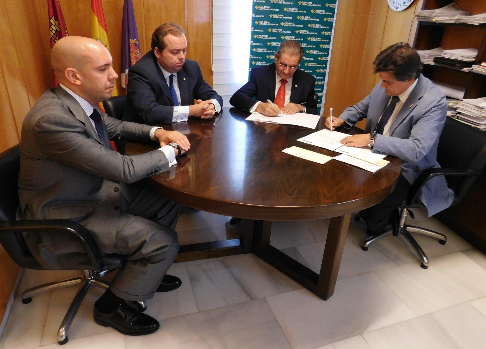 Caja Rural Castilla-La Mancha abre una nueva oficina en Daimiel