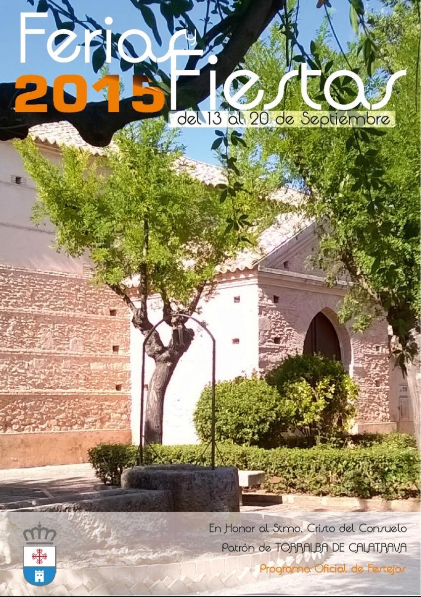 Las Fiestas de Torralba de Calatrava comenzarán este domingo 13 con el pregón de la querida vecina María Nieves Gijón