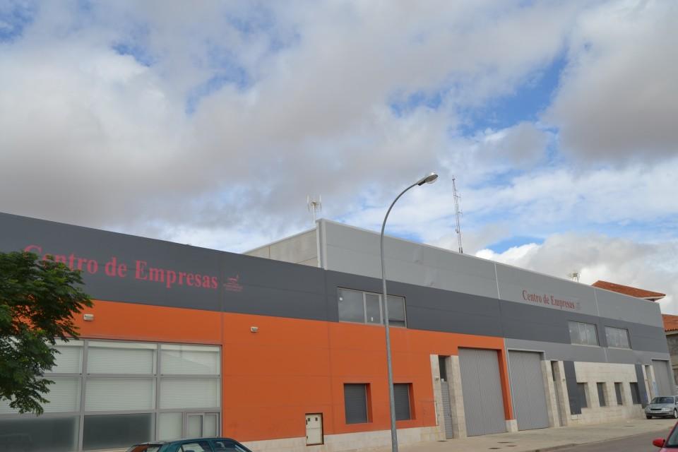 Centro de empresas de Pedro Muñoz