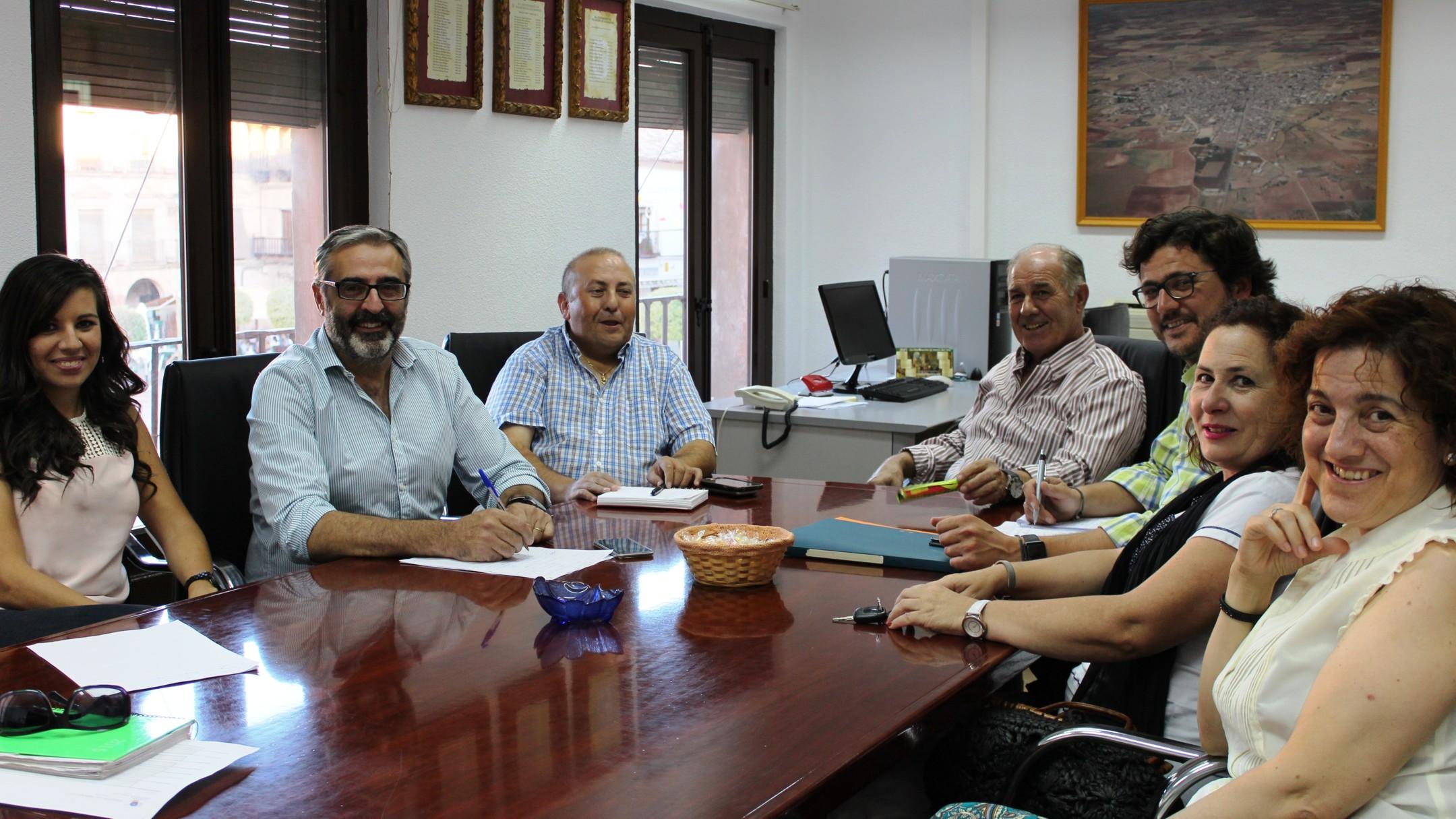 Villanueva de los Infantes contará con una comisión de festejos para la Fiesta del Pimiento