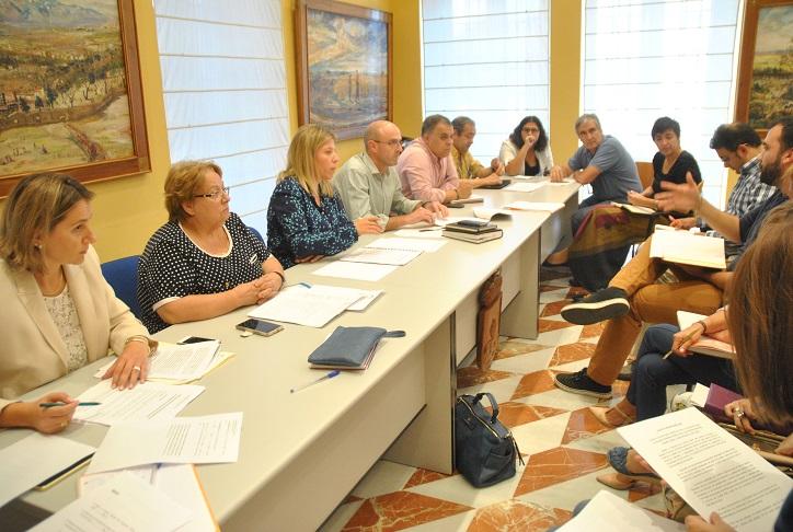 Celebrada una nueva reunión de la Comisión de Seguimiento del Tren