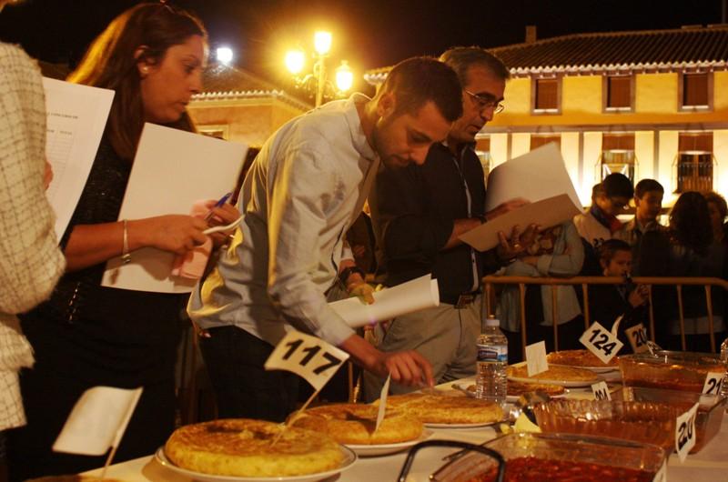 Calidad y cantidad en los concursos de gastronomía típica en La Solana