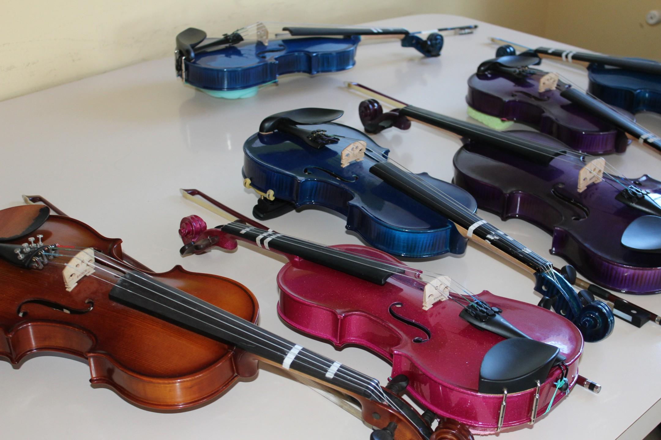 """Abierto el período de matrícula de la Escuela de Música """"Campo de Montiel"""""""