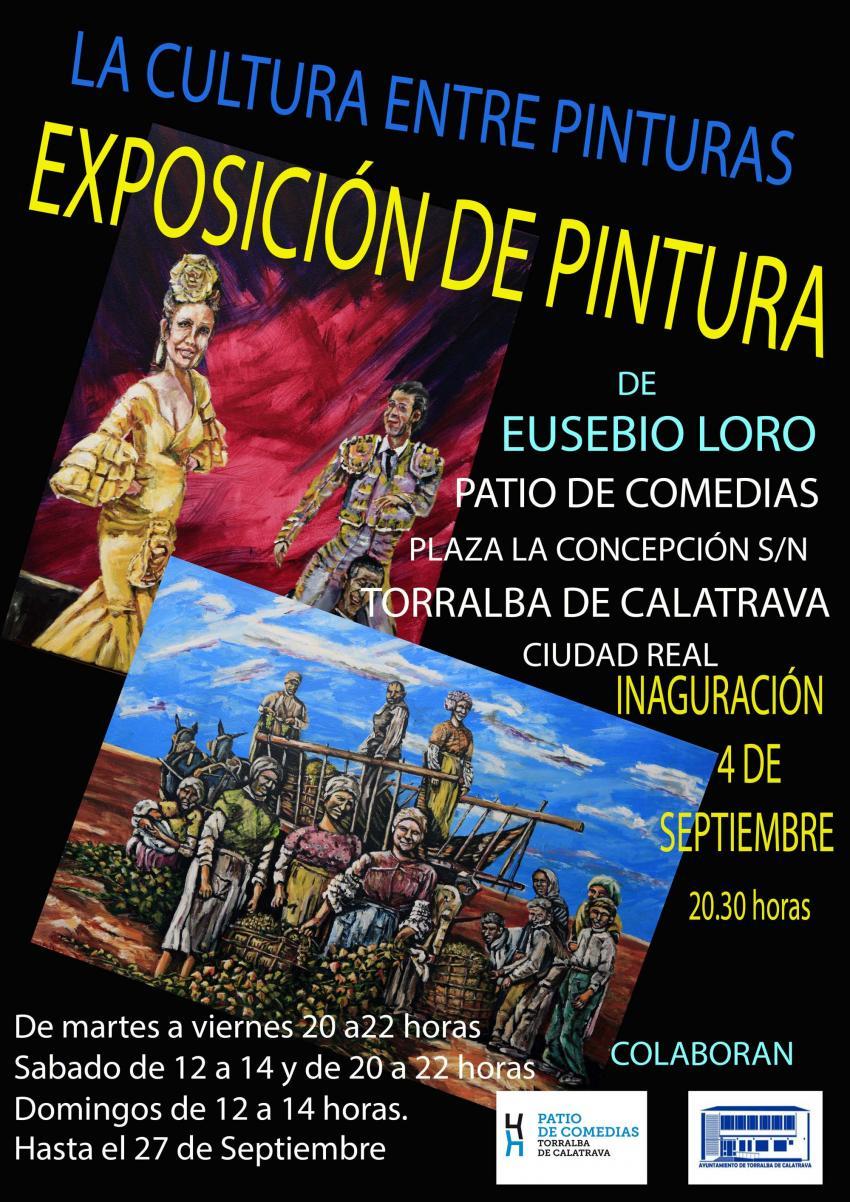 Exposición de Eusebio Loro