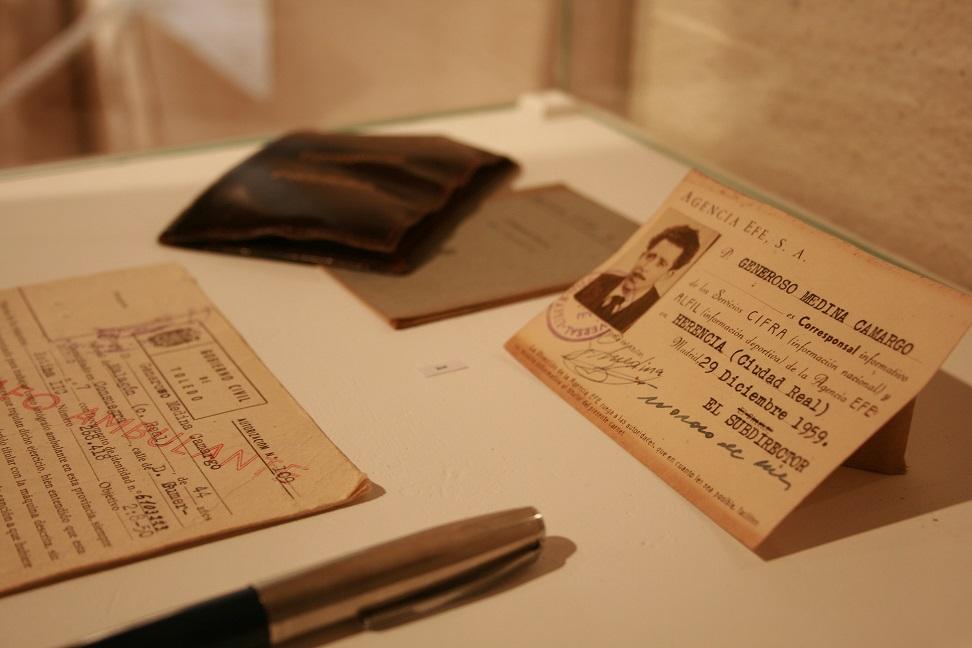 Ampliada una semana la exposición de Generoso Medina debido a los más de 1000 visitantes