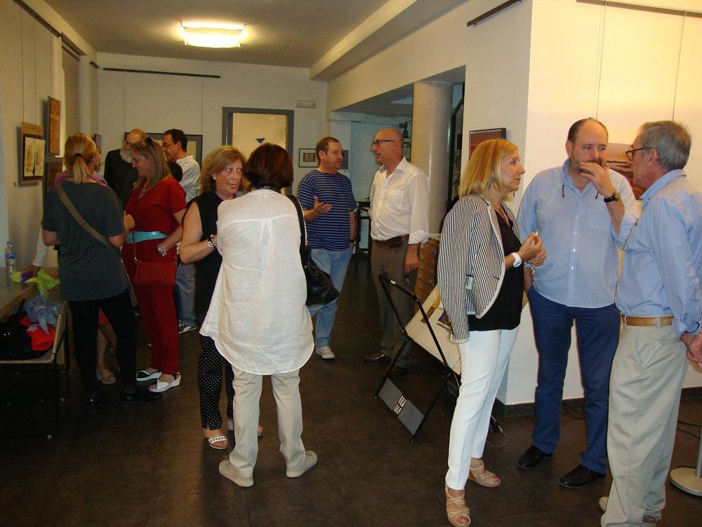 Inaugurada la exposición Paisaje y Paisanaje en la Fundación Isidro Parra