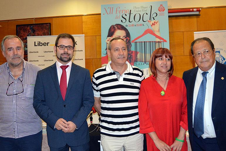 El Ayuntamiento de Ciudad Real muestra su apoyo a la XII Feria del Stock