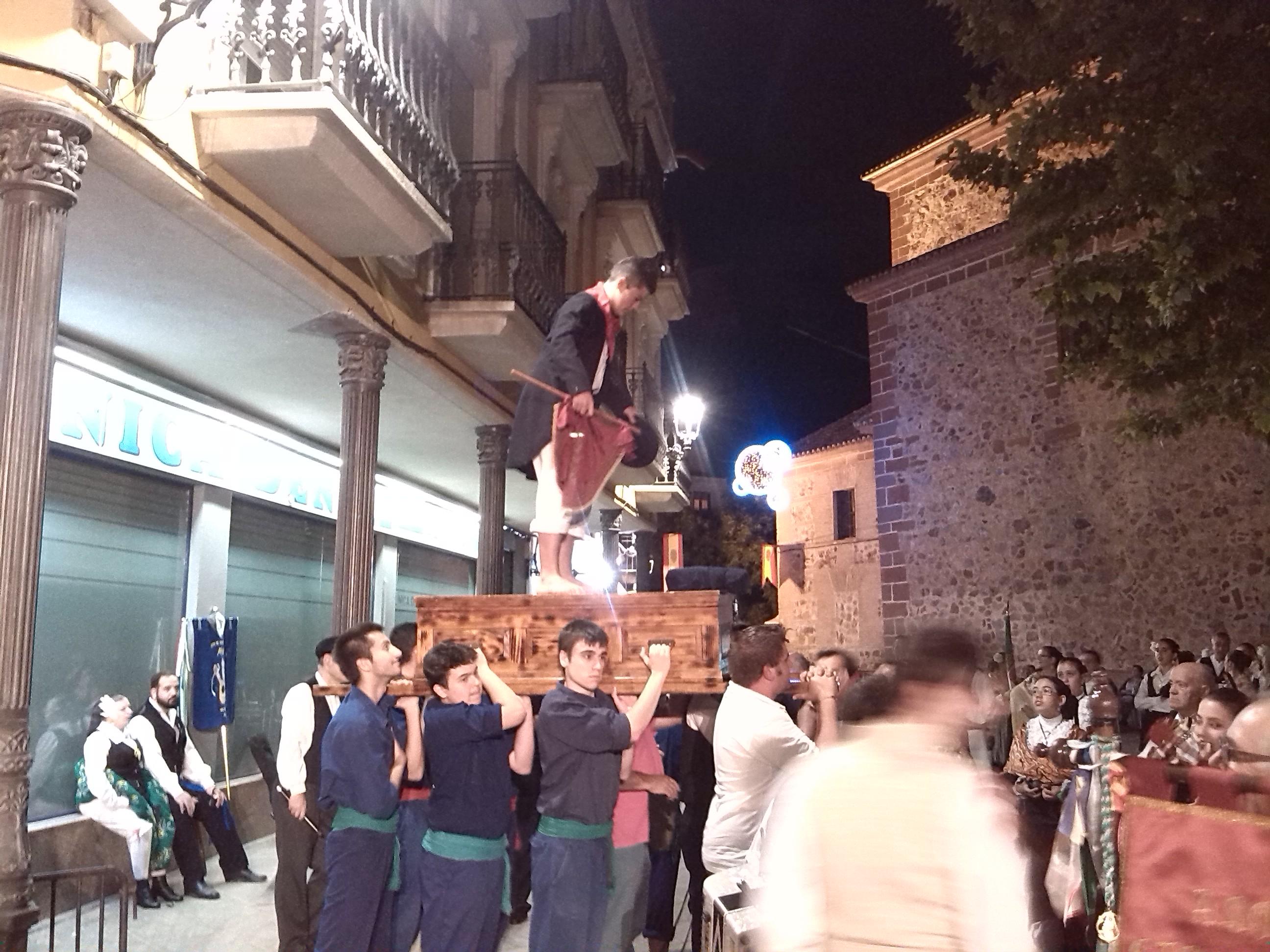 Festival Folclórico de Herencia