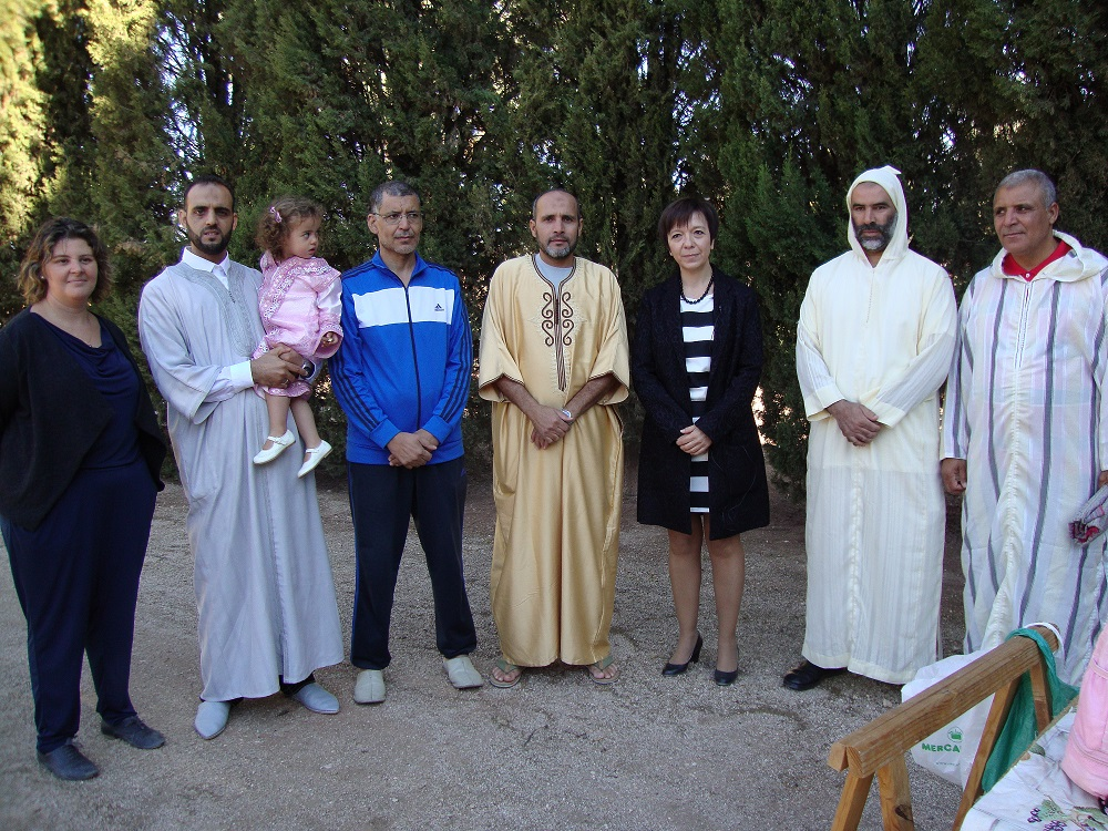 Fiesta del cordero Eid al Adha de los musulmanes de Alcázar de San Juan y comarca