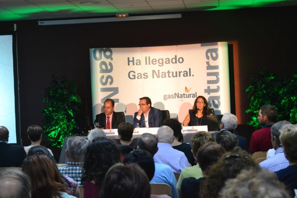 GAS natural Castilla-La Mancha invertirá más de 2,4 millones de euros para traer el gas natural a Pedro Muñoz