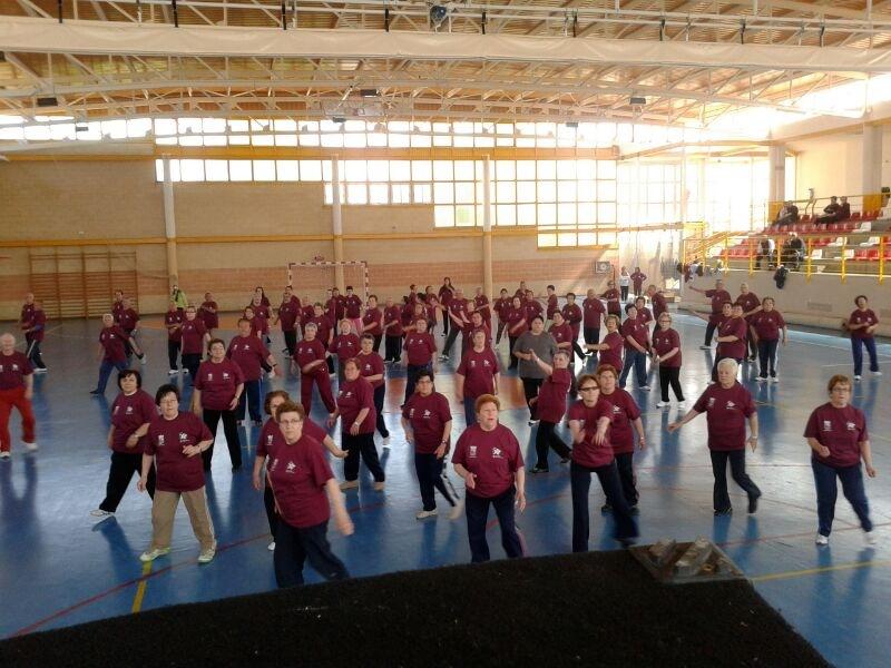 Mañana jueves 1 de octubre comienzan las clases de gimnasia para personas adultas en el Centro Social de Pedro Muñoz