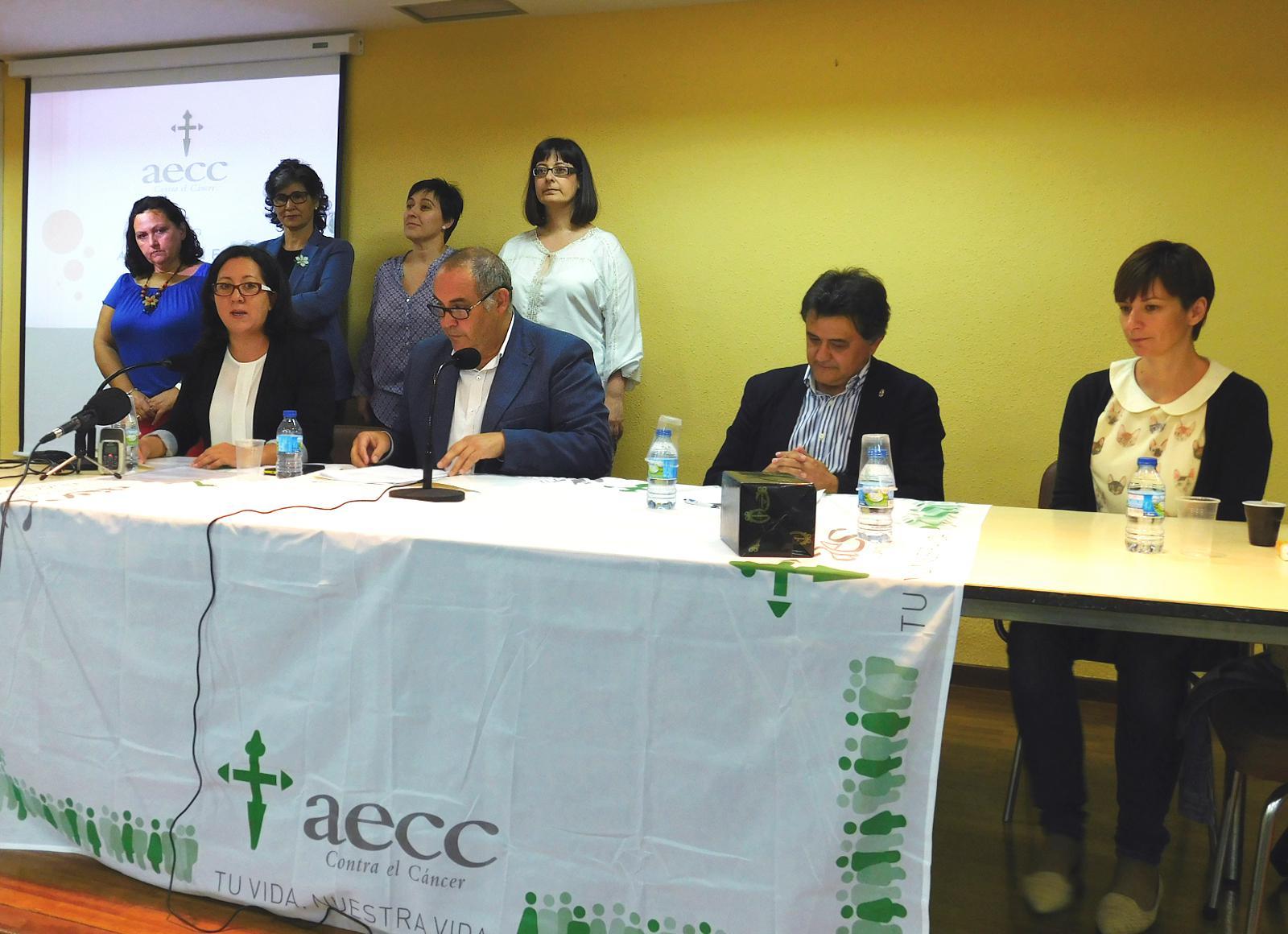 La junta local de la AECC queda constituida en Daimiel