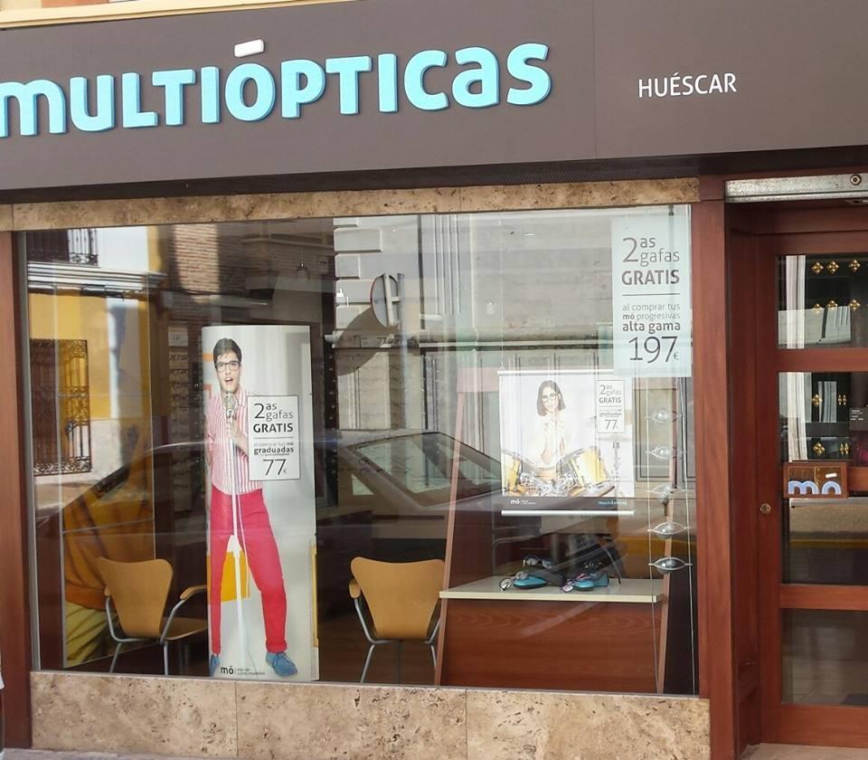 Multiópticas abre sus puertas en Manzanares