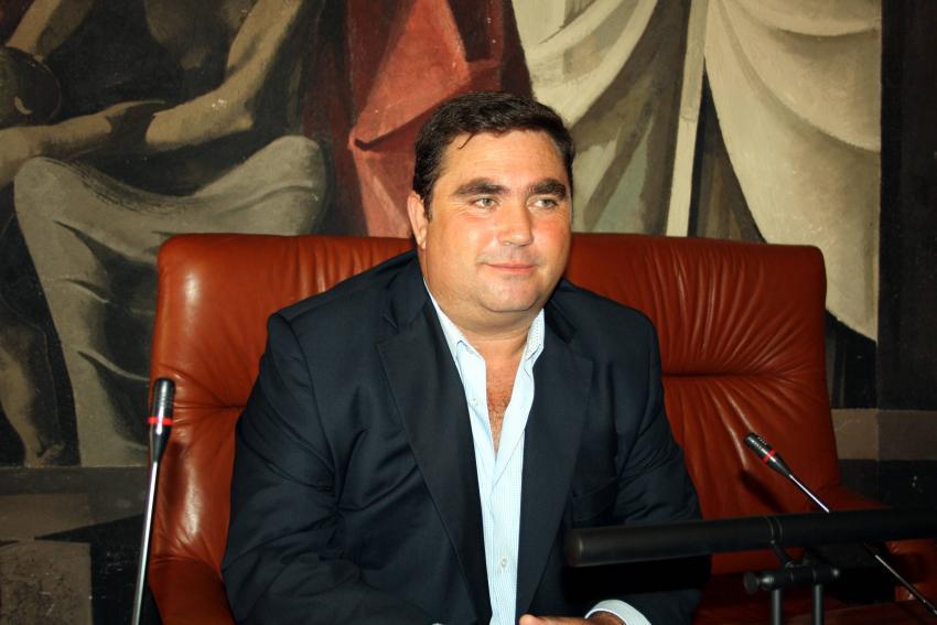 Pedro Antonio Palomo, nuevo presidente del Consorcio de Residuos Sólidos Urbanos de Ciudad Real