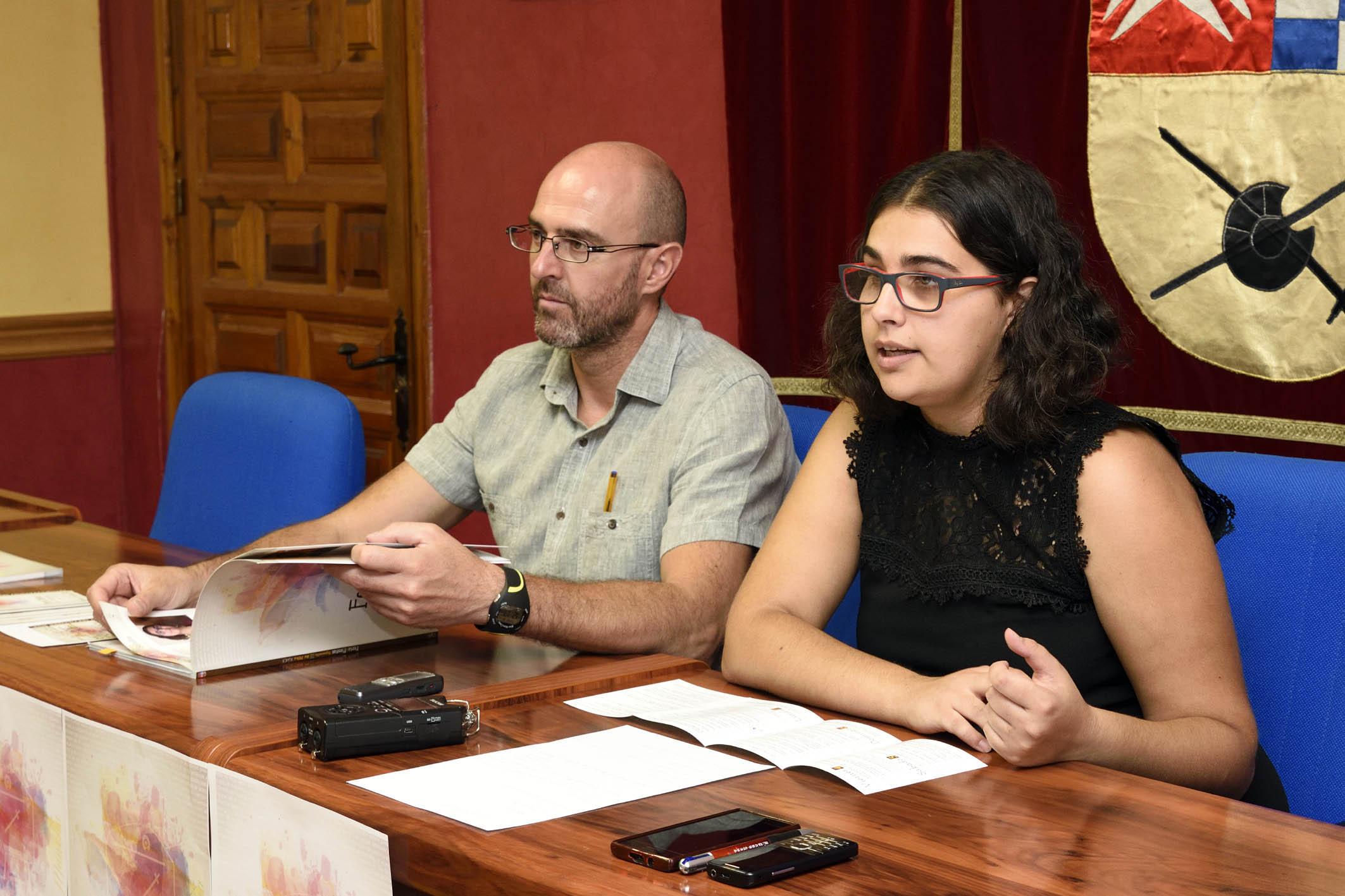 Presentación Feria y Fiestas 2015 de Argamasilla de Alba
