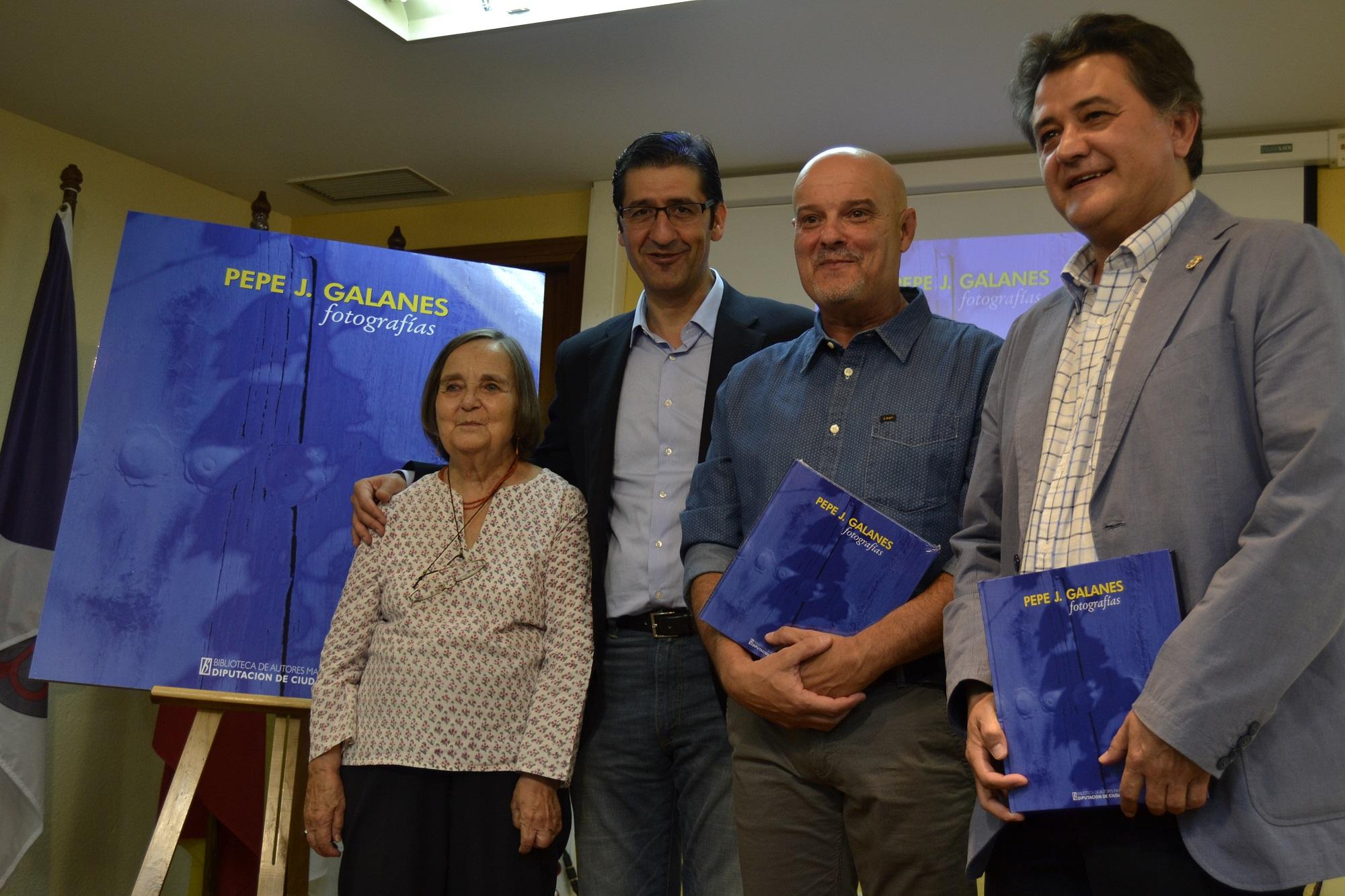"""""""Fotografías"""", el nuevo libro del daimieleño Pepe J. Galanes"""