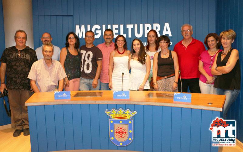 La Red Terrae se reúne en Miguelturra para preparar la asamblea anual
