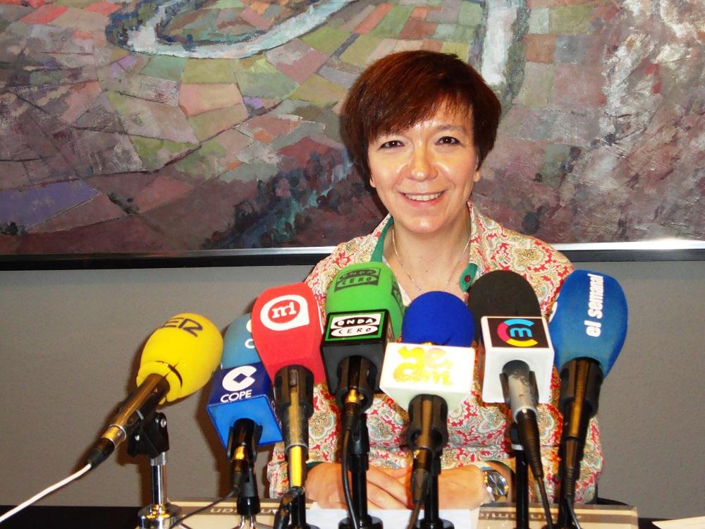 La alcaldesa en sus primeros 100 días de gobierno afirma que Alcázar y sus vecinos han recuperado la esperanza