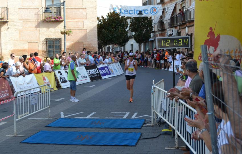 Cerca de 600 inscritos en la Media Maratón más antigua de la región, la 38ª Ciudad Real-Torralba de Calatrava, de este 6 de septiembre