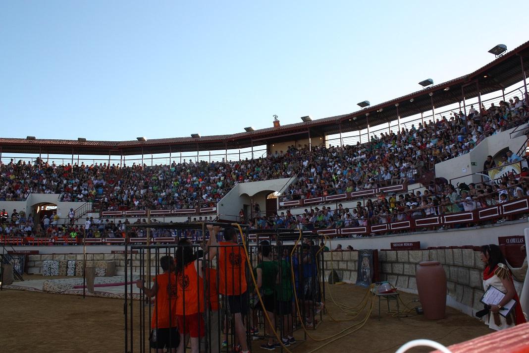 La empresa de la plaza de toros aclara los horarios de los festejos taurinos