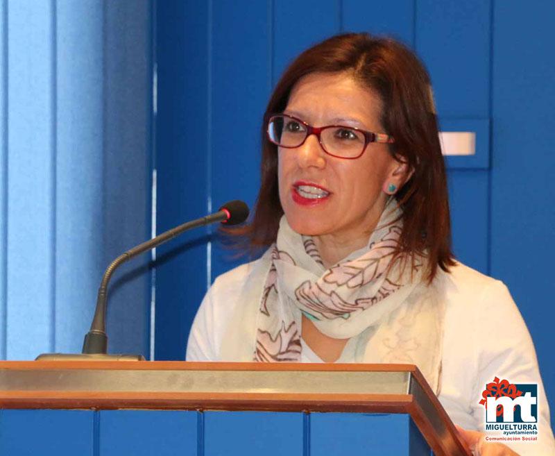 Victoria Sobrino se encuentra «satisfecha» de la gestión de la Alcaldía en los 100 primeros días de Gobierno