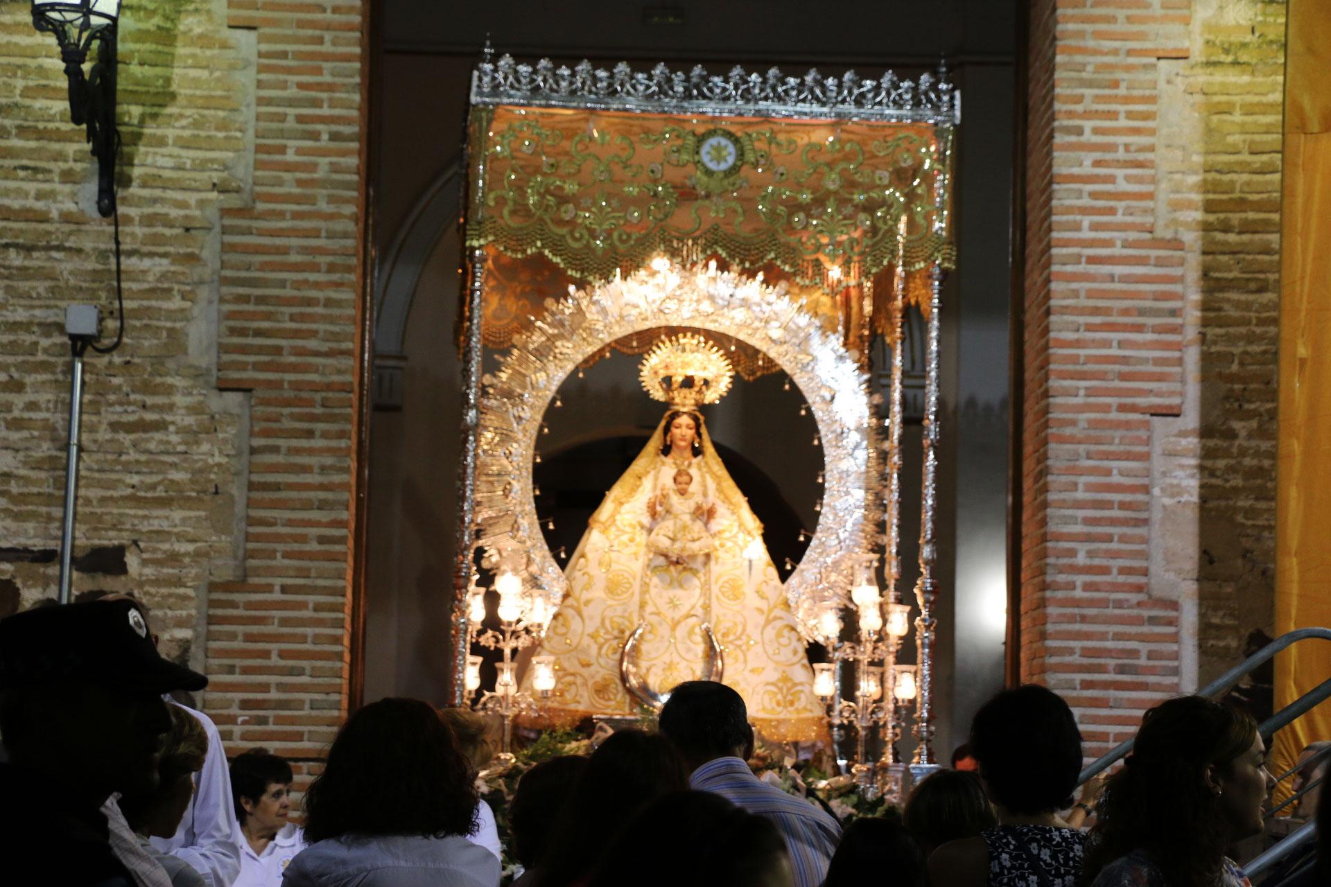 Pregón de las Ferias y Fiestas de Miguelturra en honor a la Virgen de la Estrella
