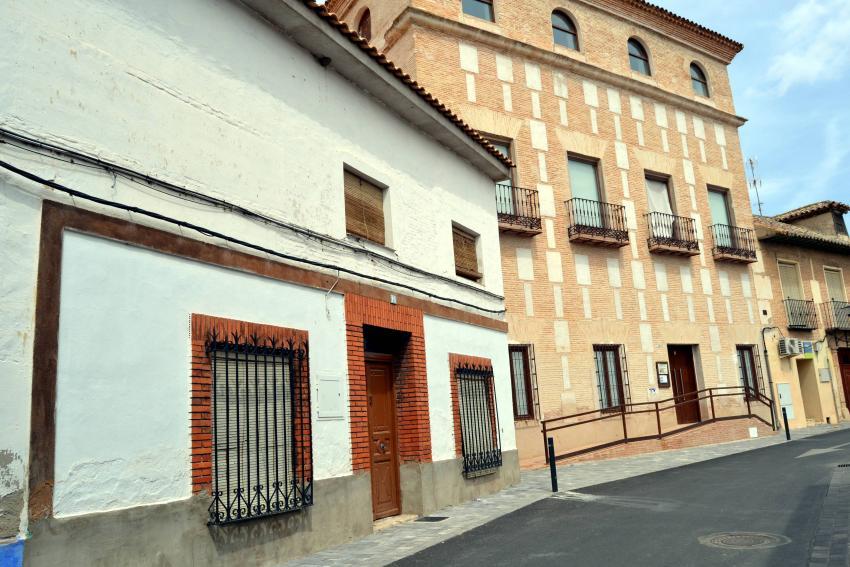 El Ayuntamiento de Carrión de Calatrava adquiere una vivienda para ampliar el Centro Cultural El Torreón