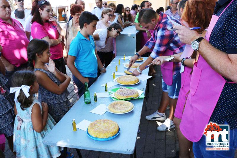 concurso de tortillas ferias 2015
