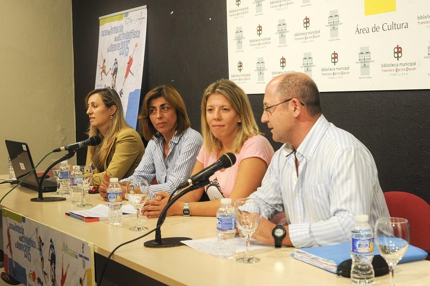 Tomelloso acogió una jornada sobre mujer y deporte