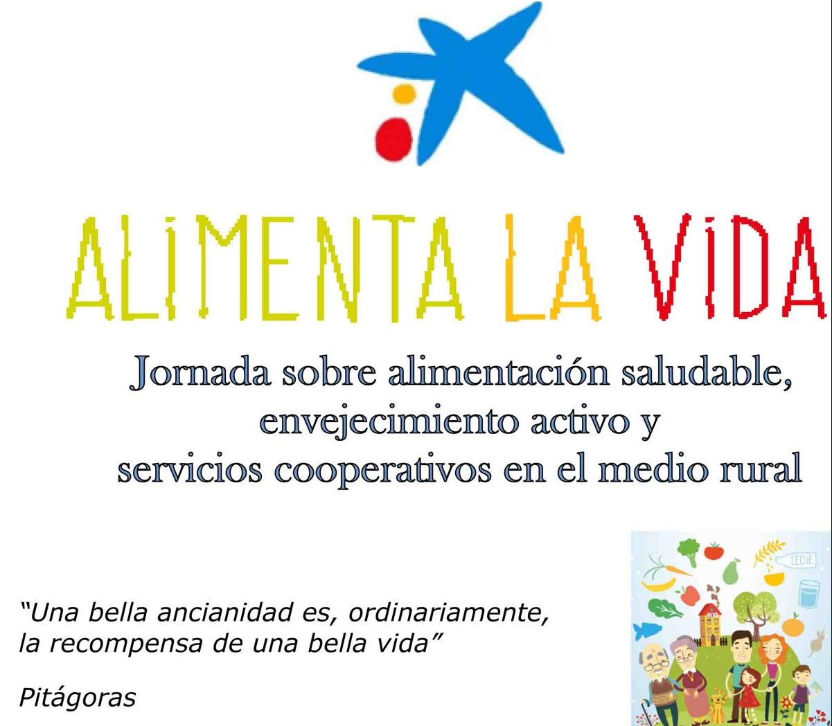 Jornada sobre alimentación saludable, envejecimiento activo y servicios cooperativos en el medio rural
