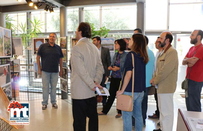 Miguelturra acoge la exposición «Castilla La Mancha y Nueva York en armonía»