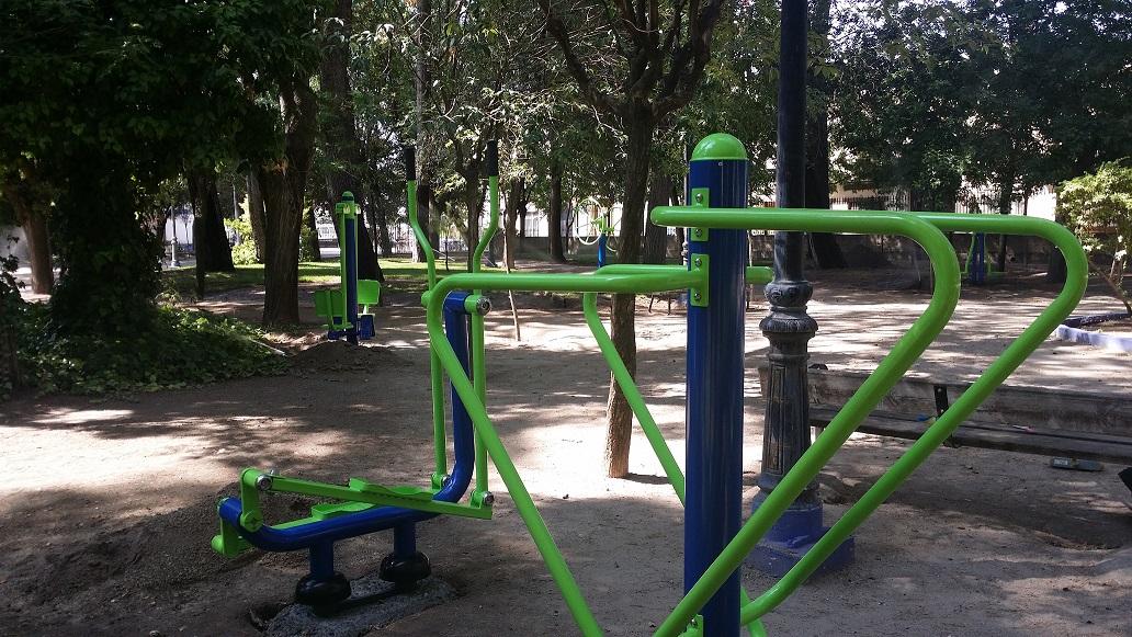 máquinas de gimnasia