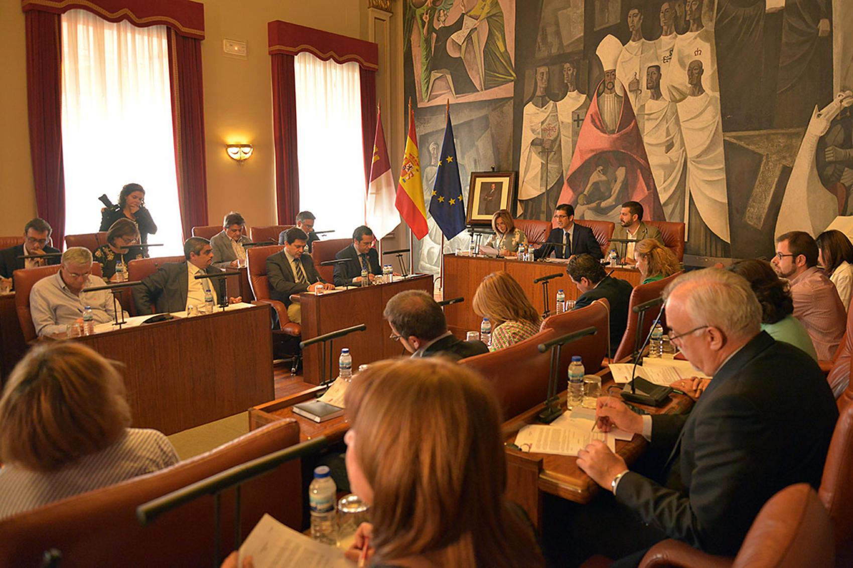 El pleno de la Diputación aprueba la ordenanza de transparencia y acceso a la información