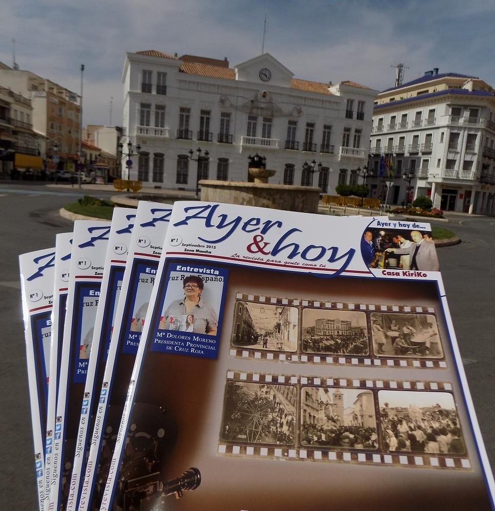 La revista Ayer&hoy sigue creciendo