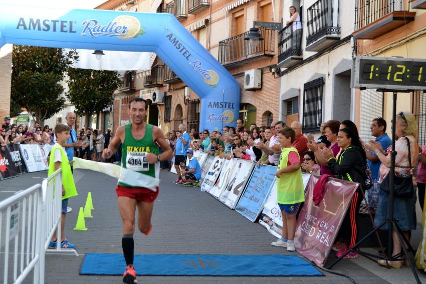 La 38ª Media Maratón Ciudad Real-Torralba de Calatrava superó todos sus récords de participantes