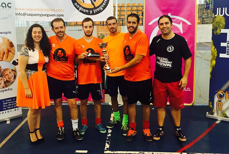 Un equipo de Ciudad Real representará a la región en el Campeonato Nacional de Fútbol 3×3