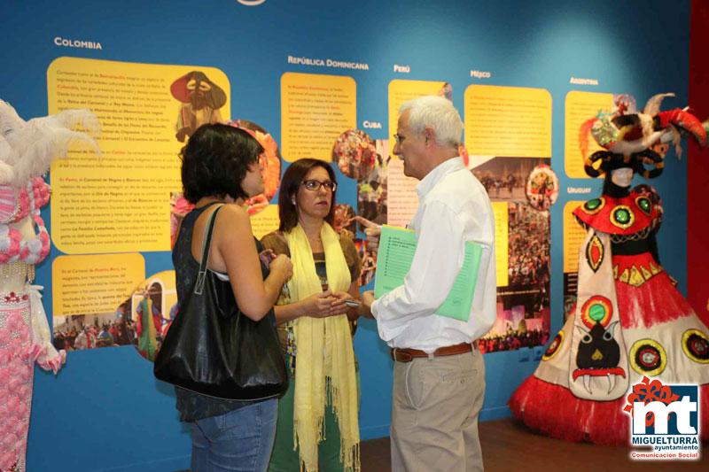 Iniciadas las obras del proyecto «Acaricia el Carnaval» en el MOMO