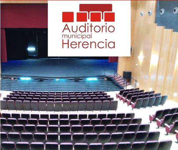 Un nuevo auditorio a la altura de Herencia, un pueblo que adora y disfruta la cultura