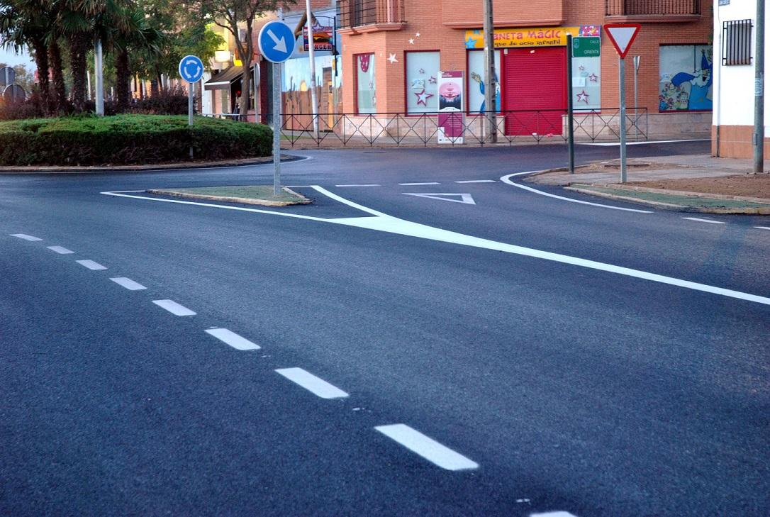 fin asfalto
