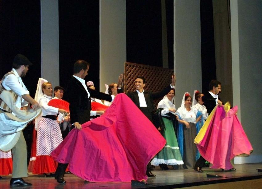 La 32ª Semana de la Zarzuela de La Solana cierra la edición 2015 con más de 7.600 espectadores, un 15% más, y el reto de ampliar su programación a tres fines de semana